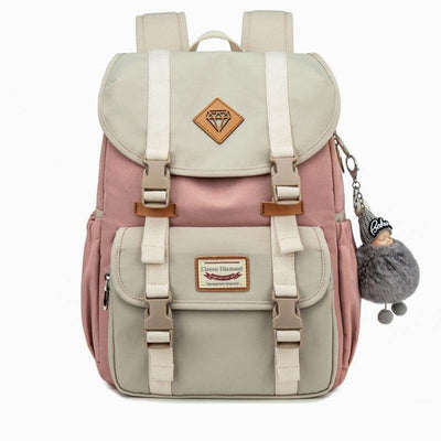2020 classic joker casual traveling cute teenager nylon backpack