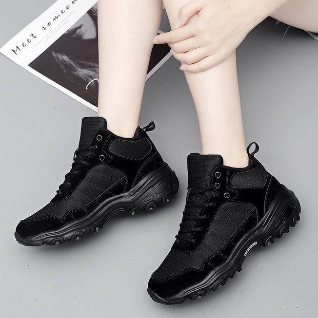 Women's slip-resistant comfortable fashion versatile casual shoes