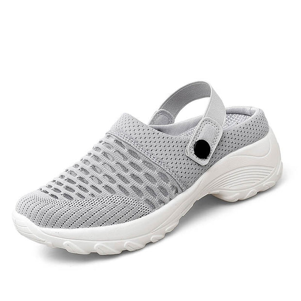 Women's summertime comfortable slip-resistant breathable casual shoes CL