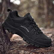 men's outdoor non-slip comfortable leather fashion stylish shoes