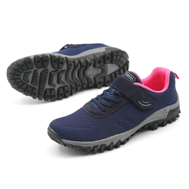 women's  breathable comfortable fashion running jogging shoes