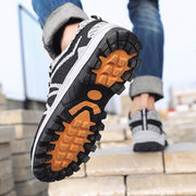 fashion versatile breathable flat slip-resistant outdoor shoes