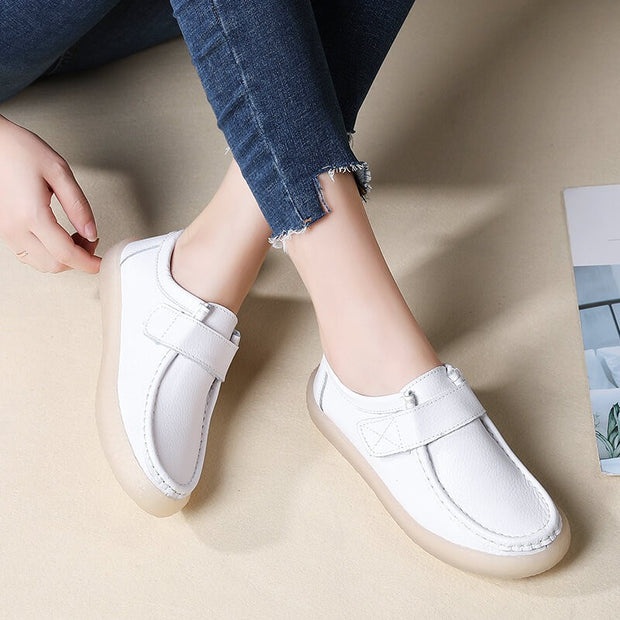 women's winter thermal comfortable villi flat casual shoes