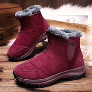 women's winter warm villi comfortable non-slip simple fashion shoes