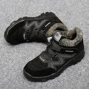Men's winter thermal villi comfortable platform high top shoes