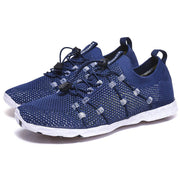 Women's summer breathable flat lightweight comfortable hiking sneakers