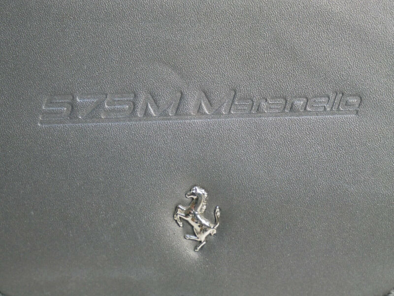 2002-06 Ferrari 575M Maranello Schedoni Fitted Luggage Vanity Case
