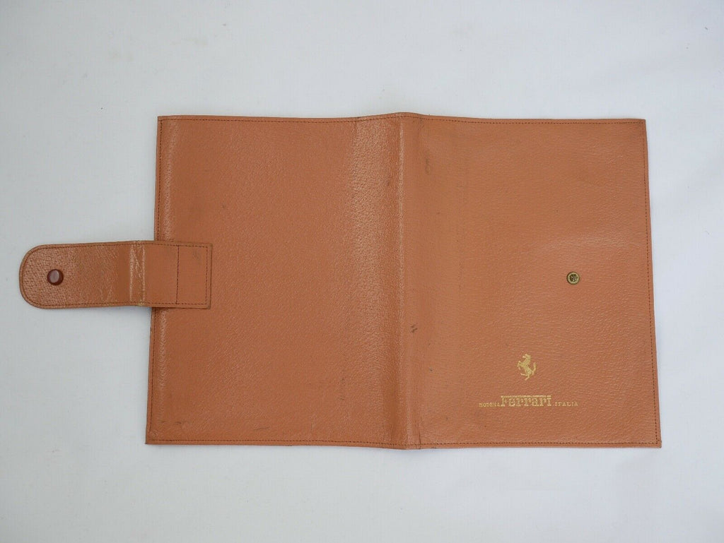 1957-60 Ferrari 250 GT Owner's Manual Pouch Set