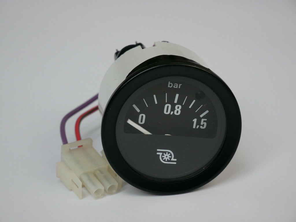 Ferrari F40 Turbo Boost Gauge