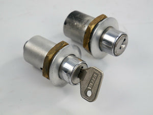 1962-64 Ferrari 250 GTO Door Lock Barrels Key