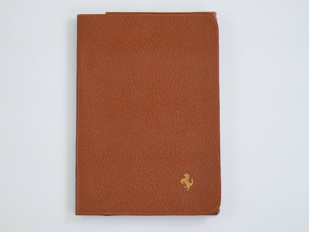 Ferrari 250 275 330 Pigskin Leather Manual Pouch