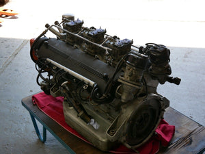 1964-65 Ferrari 500 Superfast Tipo 208 Engine