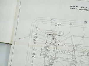 1959 Ferrari 250 GT Owner's Manual Handbook