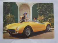 1956 Ferrari 375 MM 410 Superamerica Brochure with Envelope