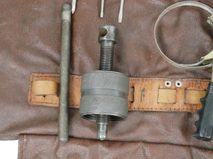 1967-71 Ferrari 365 GT 2+2 Queen Mary Tool Kit Jack Pouch