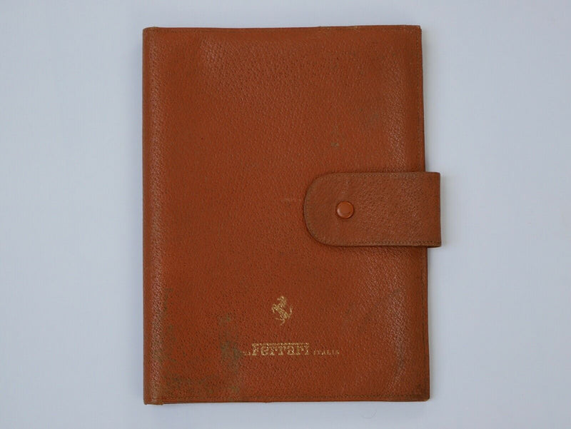Ferrari 250 Inside Plug Manual Pouch