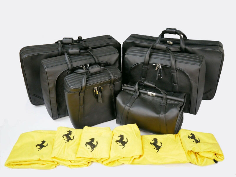 1996-2002 Ferrari 550 Maranello Schedoni Luggage Set