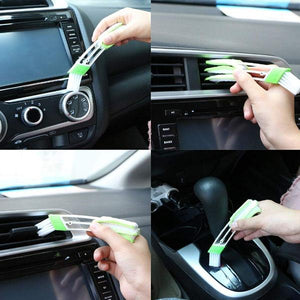 Car Air Conditioner Cleaning Brush - mftale