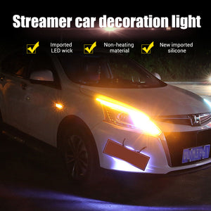 LED Light Strip Daytime Running Light Turn Signal Light - mftale