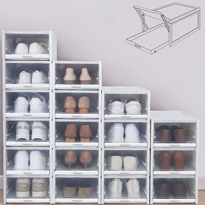 Drawer Type Shoe Box - mftale