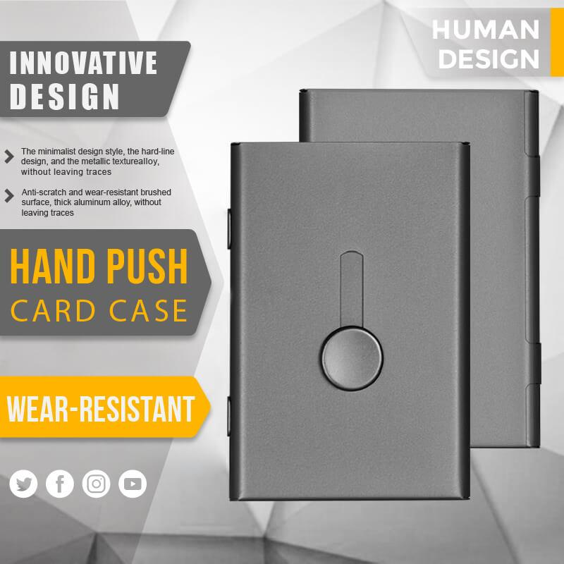 New Generation Thumb-Drive Business Card Holder - mftale