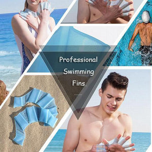 Professional Swimming Fins(3 Pair) - mftale