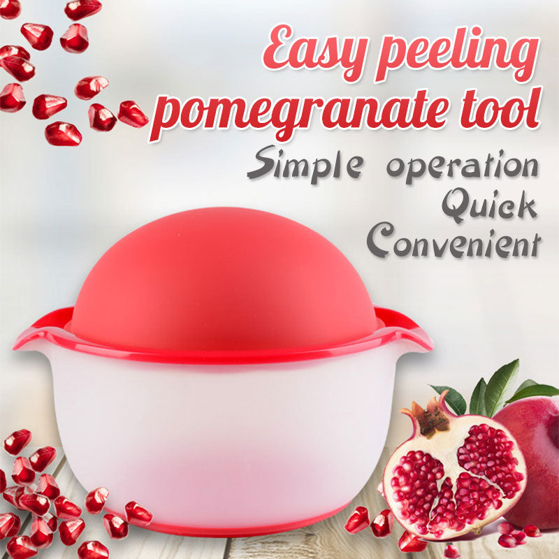 Pomegranate peeling bowl - mftale