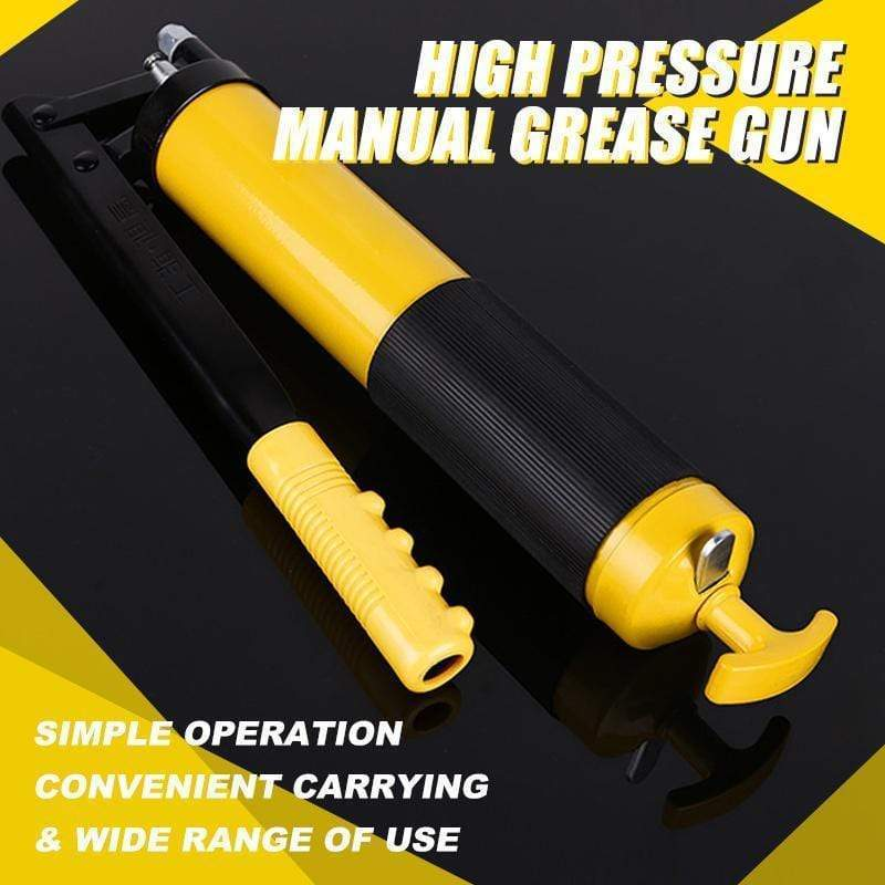 High Pressure Manual Grease Gun - mftale