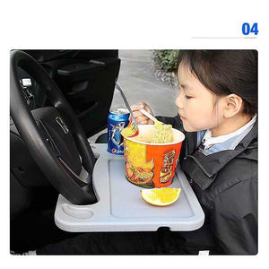 Car Steering Wheel Storage Table - mftale