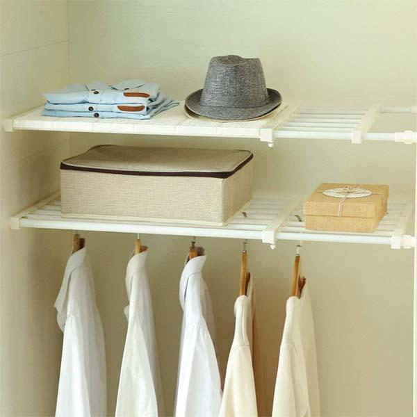 Telescopic Storage Rack - mftale