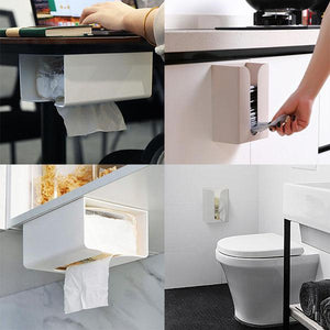 Wall Mount Tissue Box - mftale