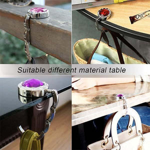 Portable backpack hook - mftale
