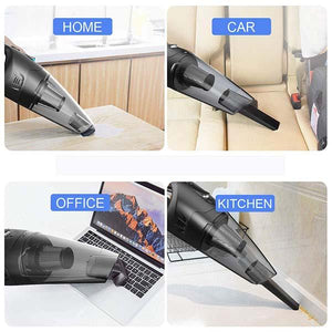 6pcs Car Vacuum Cleaner - mftale