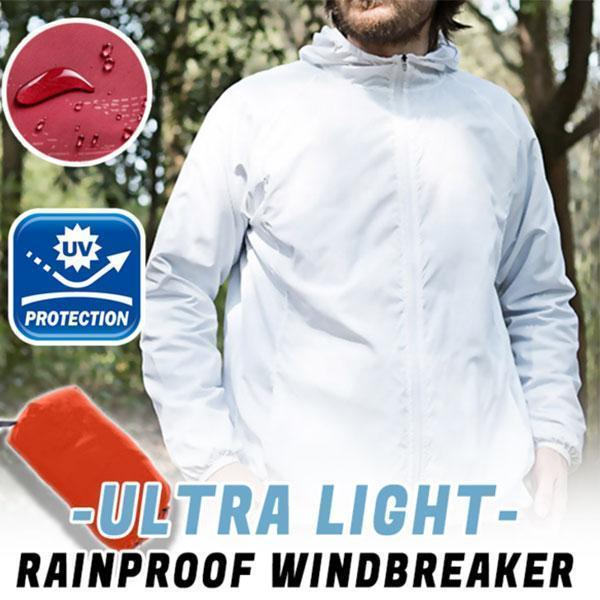Ultra-Light Rainproof Windkicker - mftale