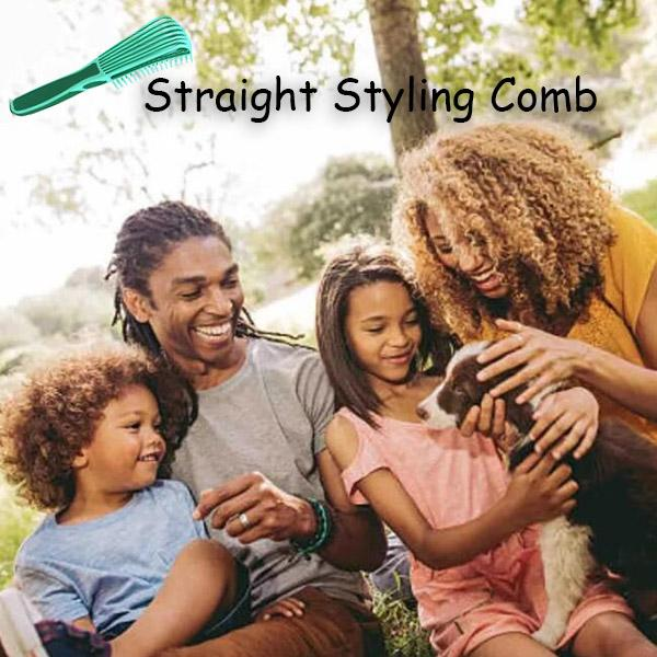 Straight Styling Comb - mftale