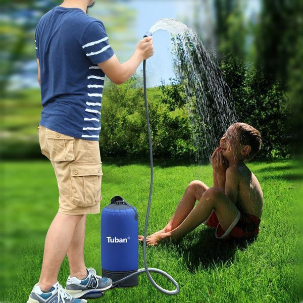 Portable Pressure Shower - mftale
