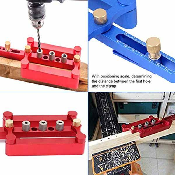 Positioning Fixture 6/8/10MM Drilling Tool - mftale