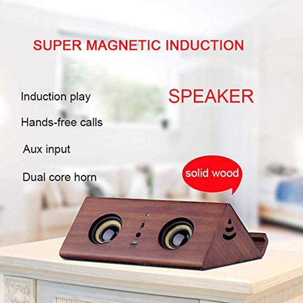 Intelligent wood induction sound - mftale