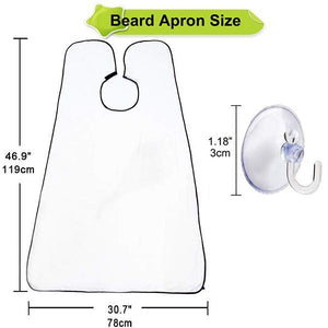 Beard Apron Shaving Hair Catcher - mftale