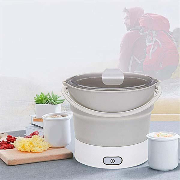 Portable Folding Hot Pot - mftale