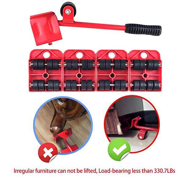 Heavy Furniture Roller Move Tools - mftale