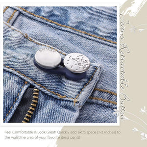 Jeans Retractable Button £¨3PCS£©