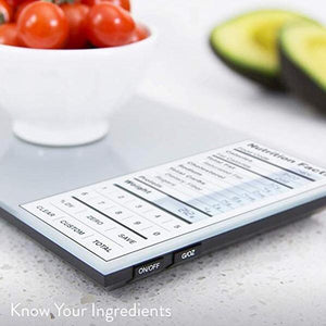 Family Nutrition Kitchen Scale - mftale