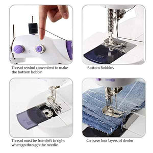 Household Miniature Electric Sewing Machine - mftale