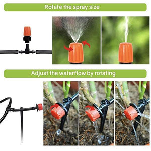 Automatic Garden Irrigation System - mftale