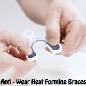 Anti - Wear Heat Forming Braces - mftale