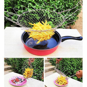 Multi-Function Folding Basket - mftale