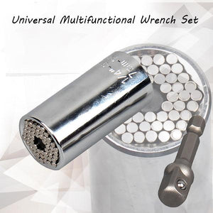 Universal Multifunctional Wrench Set - mftale