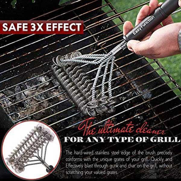 Barbecue Cleaning Brush - mftale