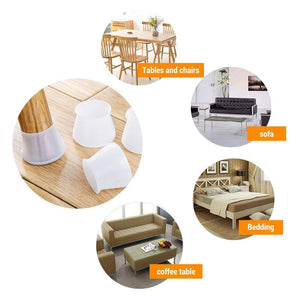 Furniture Silicon Protection Cover - mftale
